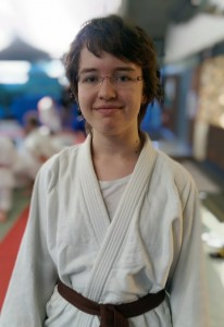 Eleanor Stephens 1st Kyu