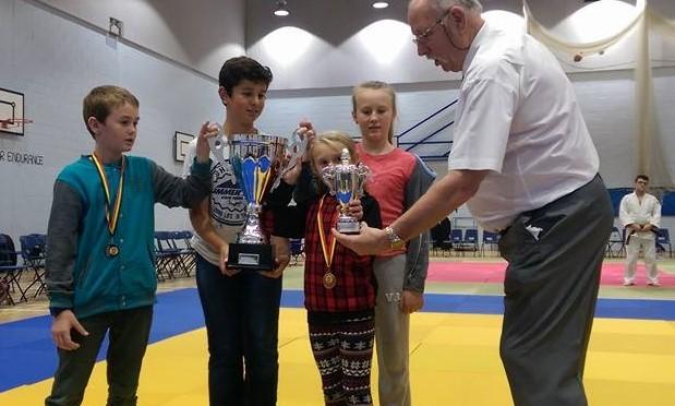 Southampton Samurai Championships. 7th November 2015